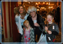 My Daughter and Grandkids and me