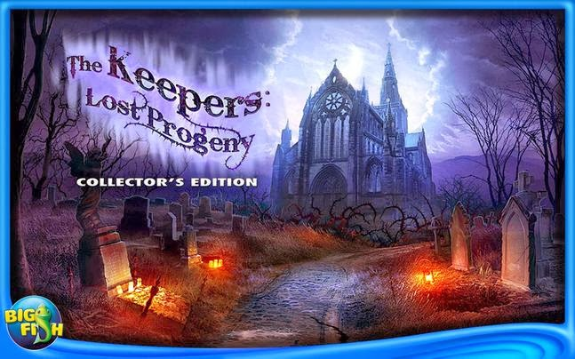 The Keepers: Lost Progeny CE android apk - Screenshoot
