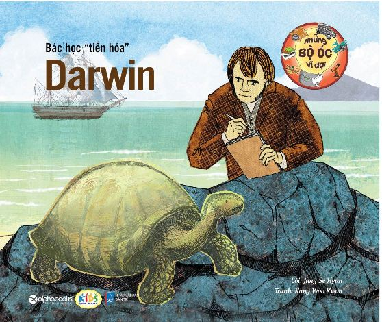 Bác học tiến hóa Darwin