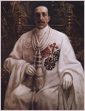 Alfonso 13 rey de España