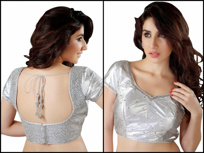 Shop for Women Blouses at JabongWorld.com. Free International Shipping on Indian Blouses. See various plus size blouses designs online now!