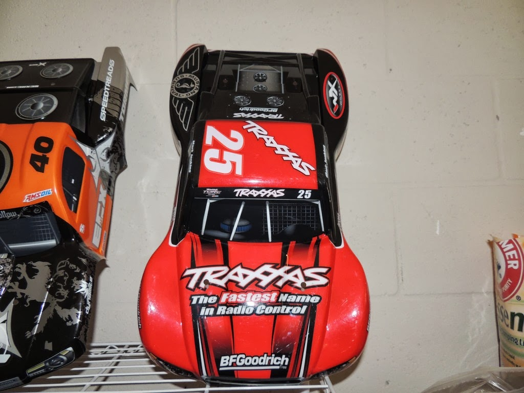 Short Course Trucks Rc Style My Traxxas Slash 4x4 110 Screensaver Used For Sale The Shell Is 25 Mark Jenkins One From Again Ive Added A Few Custom Decals So It Doesnt Like All Other Slashs Out There Which