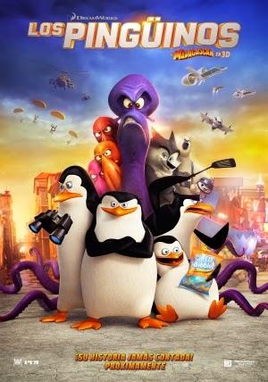 Penguins of Madagasca 2014