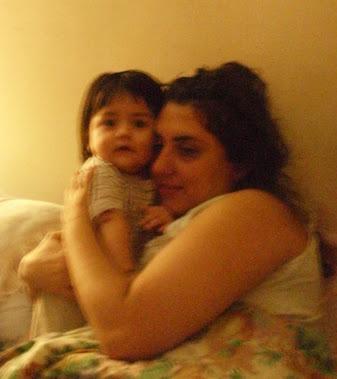 La Ternura de Mi Mamá.... (Fede).