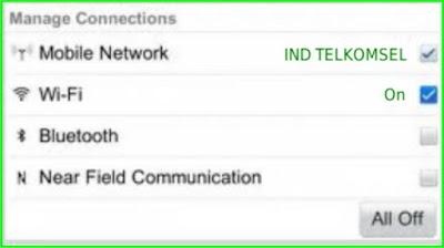 Cara Menghubungkan Blackberry dengan jaringan Wi-Fi