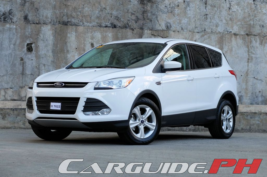review 2015 ford escape 1 6 se ecoboost philippine car news car reviews automotive features. Black Bedroom Furniture Sets. Home Design Ideas