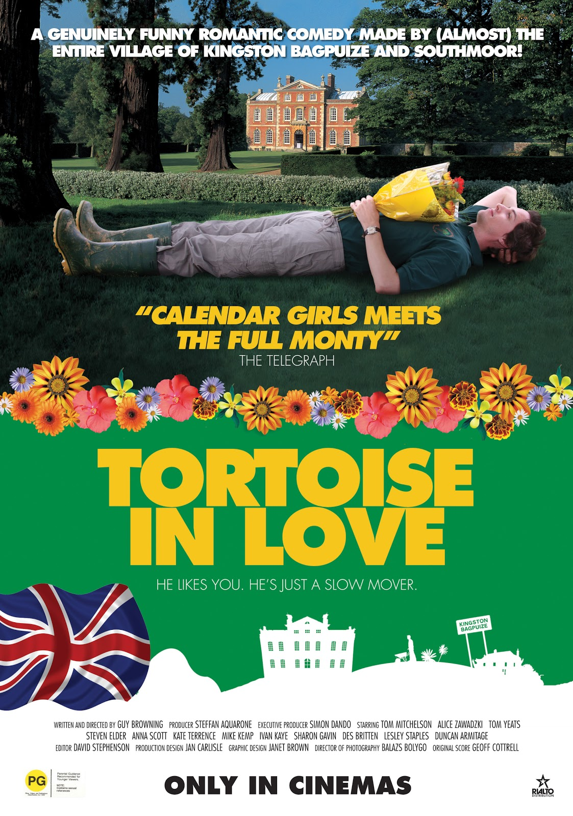 Tortoise in Love (2012) Poster