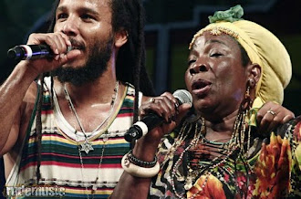 Rita e Zig Marley