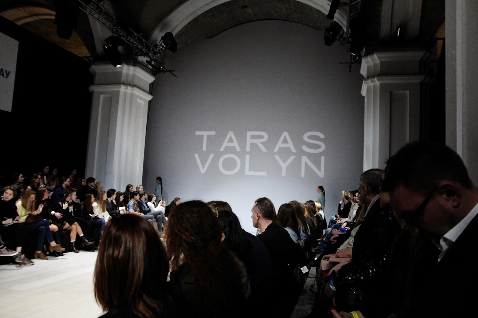 018 - Бренд Volyn by Taras Volyn -  постоянный участник Dnepr Fashion Weekend.