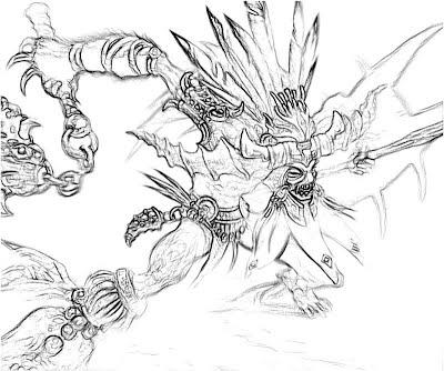 Diablo 3 Witch Yumiko Fujiwara