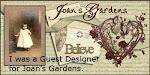 Joan's Garden's JustRite Blog Hop & Challenge!!!