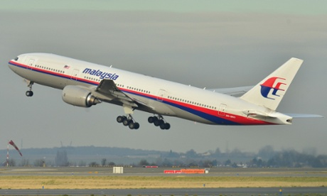 Malaysia Airline MH 307