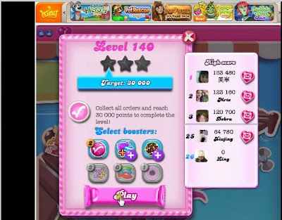 Candy Crush Level 130 Objective | Home Of APK