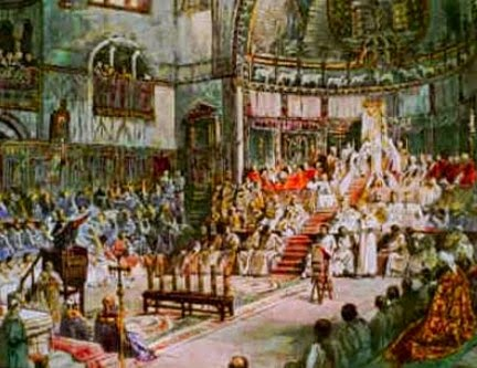 voting pengangkatan yesus jadi tuhan oleh kaisar konstantin