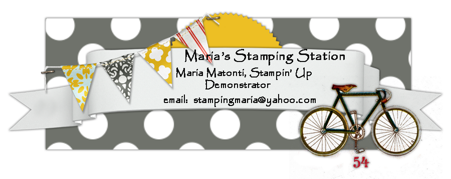 Maria&#39;s Stamping Station