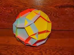 12 decagons modular