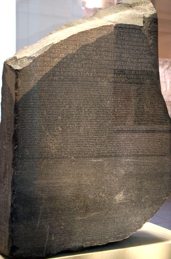 Randell Scism's Portfolio: Hieroglyphics and the Egyptians