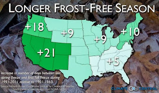Frost Prediction For Fall 2013 - Daily News Update