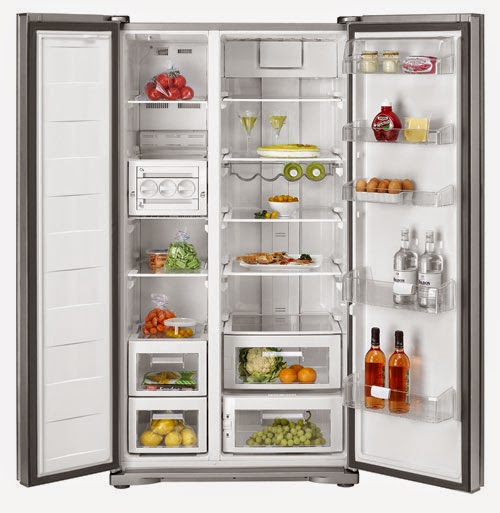 Mẹo khử mùi hôi cho tủ lạnh