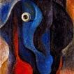 'Abstracció d'un rostre (Àngel Planells)'