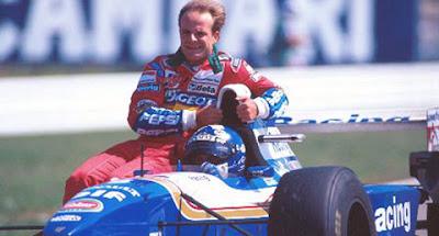 GP da Alemanha de Formula 1, Hockenheim em 1995 by blogdotozzi.blogspot