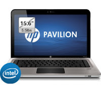 HP Pavilion dv6t Quad Edition series