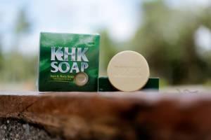 sabun herba kemboja, sabun krim herba kemboja, sabun khk, khk face and body soap