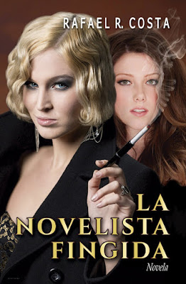 LIBRO - La novelista fingida  Rafael R. Costa (1 Julio 2015)  NOVELA | Edición ebook kindle  Comprar en Amazon