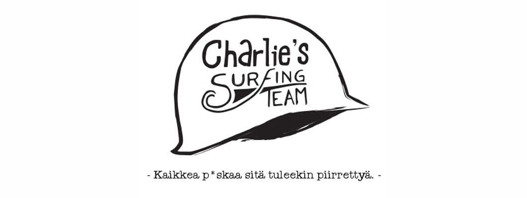 Charlie's Surfing Team