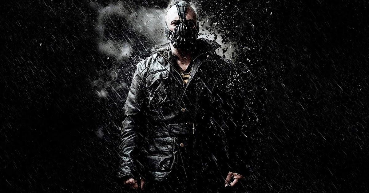Bane The Dark Knight Rises Legend Superhero Comics HD Desktop Wallpaper