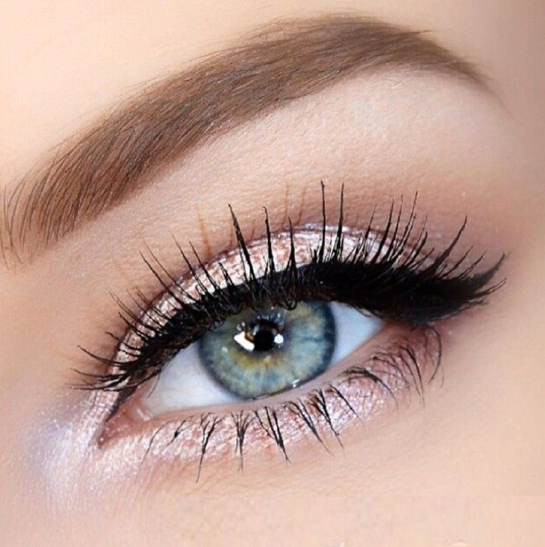 Natural Eye Makeup For Brown Eyes Step By Step If You Have An Oily Skin,