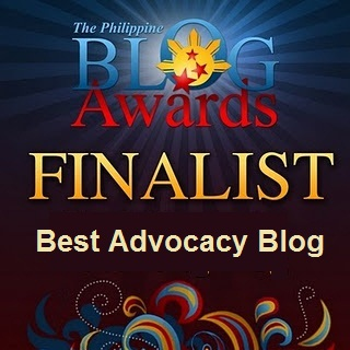 Philippine Blog Awards 2011 Best Advocacy Blog Finalist
