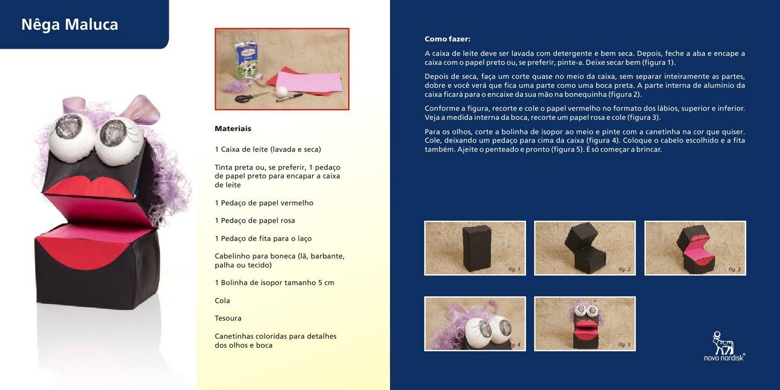 Cartilha De Brinquedos Feitos   Material Recicl  Vel   17 De Abril