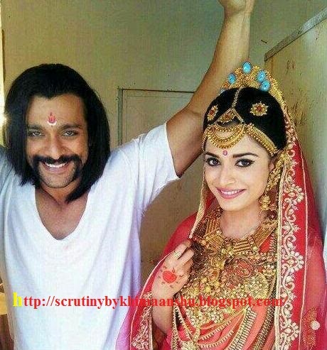 Star Plus Mahabharat Draupadi