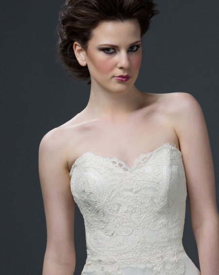 Sareh Nouri Bridal Spring 2013 Wedding Dresses