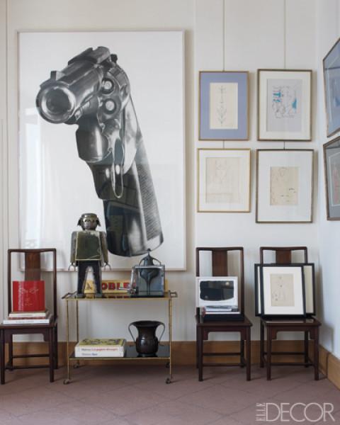 Chair, modern design