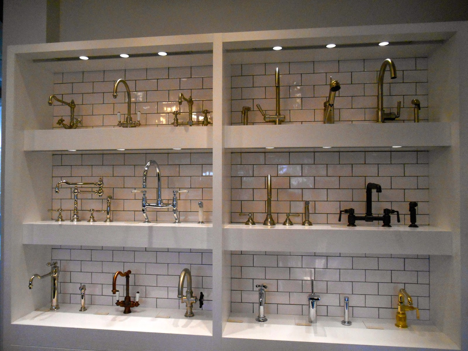 My Notting Hill Waterworks New Kitchen Line Reveal - Waterworks kitchen faucet