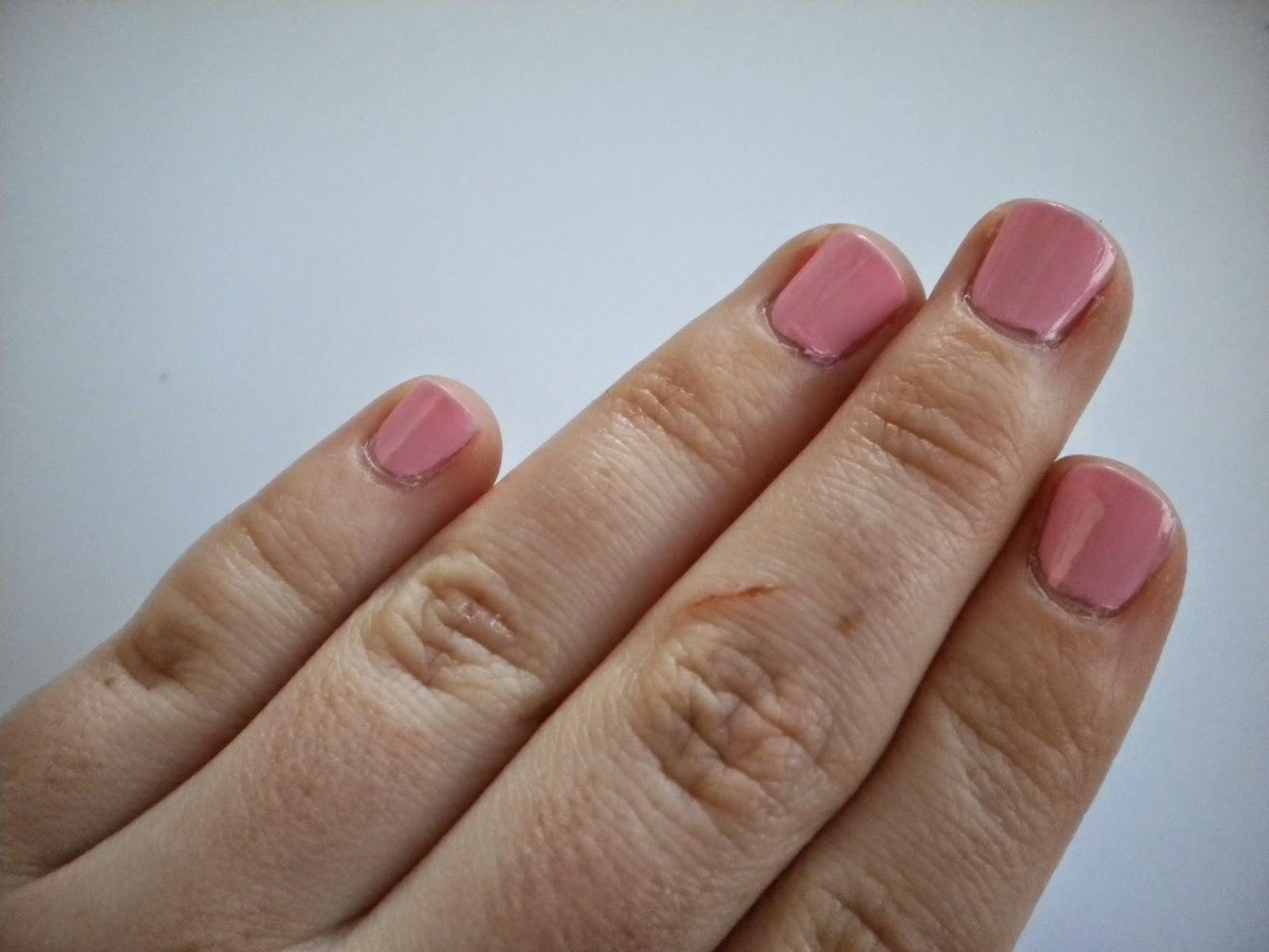 brilliant nails waves