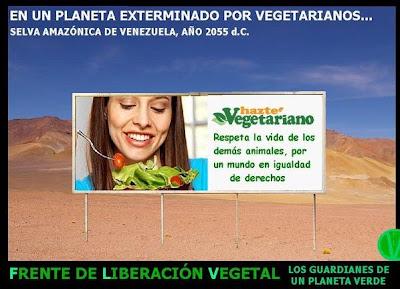 Carta de Derechos de los Vegetales del Planeta Tierra  Venezuela