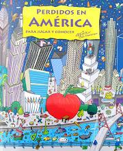 """Book: """"Perdidos en América"""""""