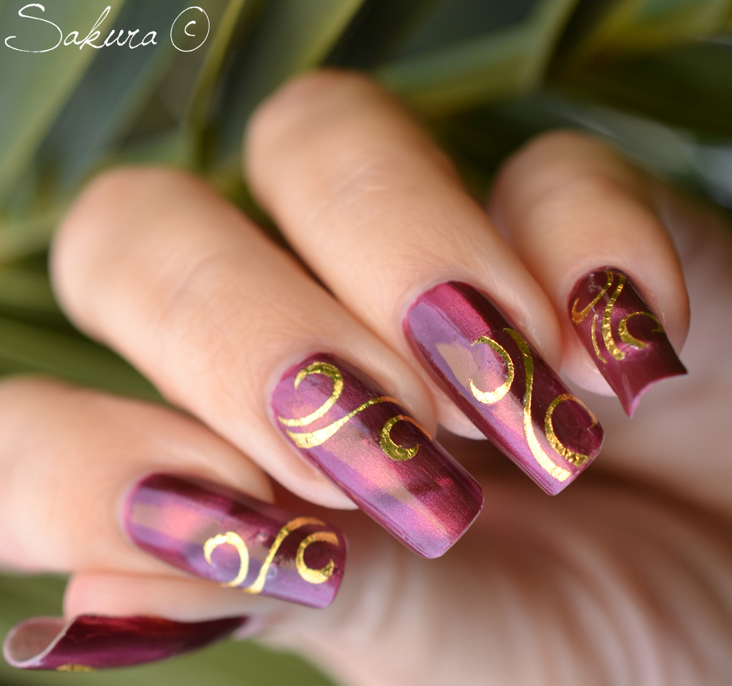 Nail Art Designs In Telugu Hession Hairdressing