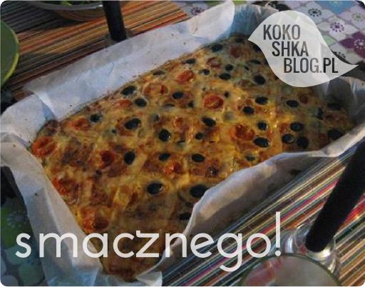 przepis na frittatę, frittata, kuchnia włoska, diy, do it youself