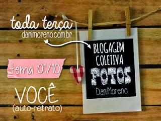 Imagem do banner da BC de Fotos do blog Moça de Família com o tema Autorretrato
