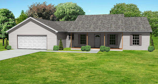 Matt 39 s architecture portfolio for Characteristics of ranch style homes