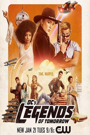 Legends of Tomorrow S05E04 [Season 5 Episode 4] Complete Download 480p
