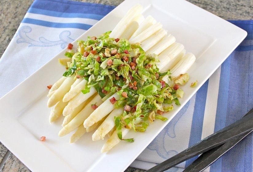 White asparagus recipes easy