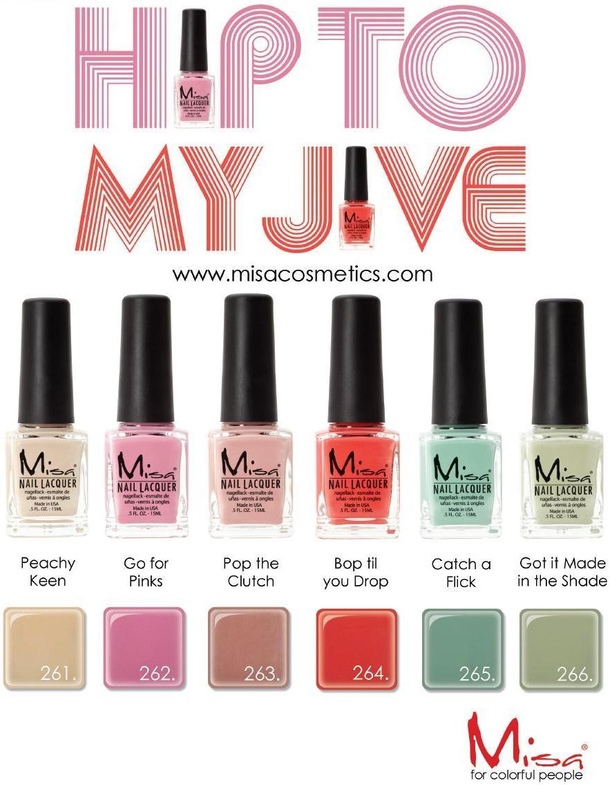 KellieGonzo: Misa \'Hip To My Jive\' Collection: Sneak Peek!