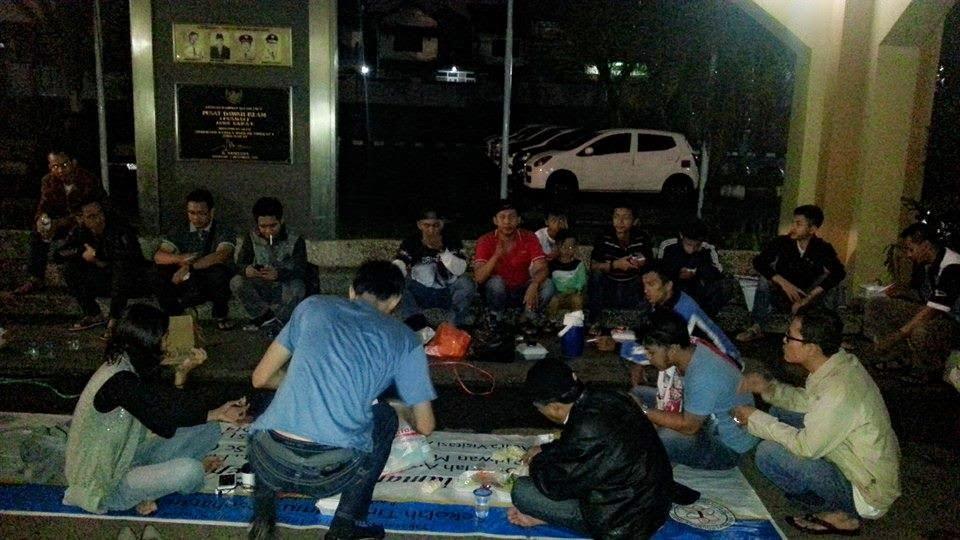 Indahnya DAI Bandung Berbagi Dalam Saur On The Road