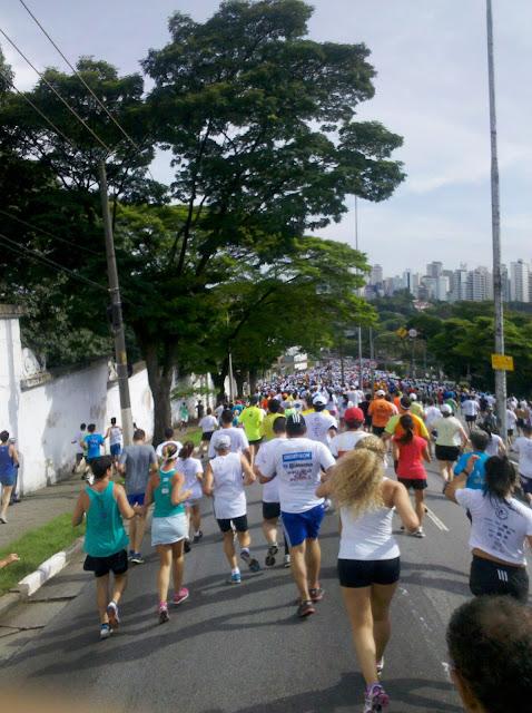 Fotos da Corrida de Rua de São Silvestre - Edição 2012 - Ladeira da Morte