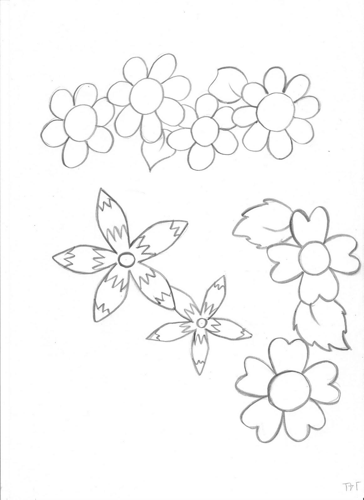 florzinhas para imprimir e pintar colorir flores center gifs e